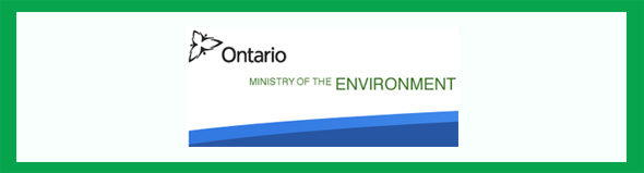 Ministry of Environment - Environmental Approval Application Form