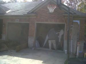 2.2 Excavate Garage